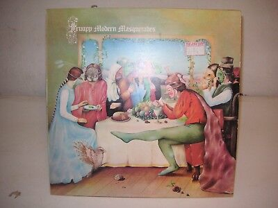 FRUUPP MODERN MASQUERADES UK 1st PRESS EDITION DAWN LABEL LP DNLS3070