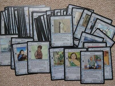 Middle Earth Ccg - Meccg - The Wizards - Limited Edition - Approx 800 Cards