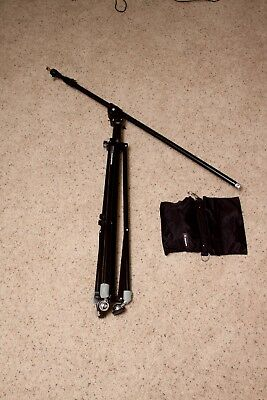 Manfrotto 420 B Boom Stand and Counter Balance Bag