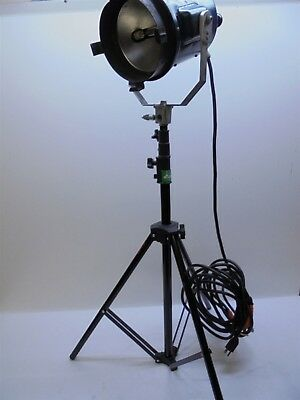 BERKEY COLORTRAN Multi-10 100 301 1000 Watt Open Face FILM, VIDEO, & STAGE LIGHT