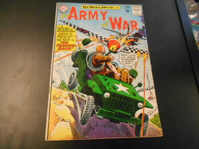Our Army At War #140 Sgt Rock VG+ DC Comics