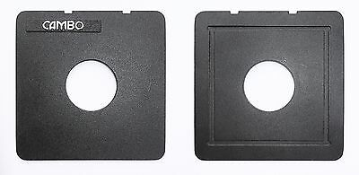 Cambo Sf-631 Lensboard For #1 Shutter For Cambo Ultima 23/35 And 23Sf Camera