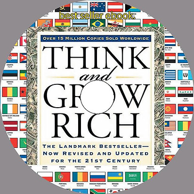 Think And Grow Rich ebook cd Over 15 million Sold.Improve Your Life And Happines