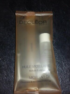 DECLEOR - MICELLAR OIL Make-up Remover - 5ml Sealed Sample - Authentic