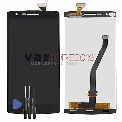 For Oneplus One 1 + A0001 Black LCD Display Touch Screen Replacement Digitizer