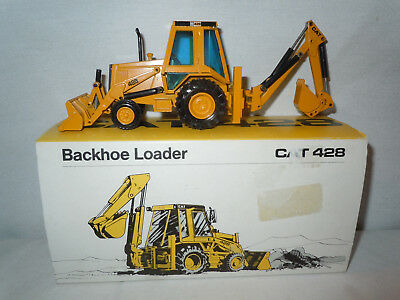 Caterpillar 428 Backhoe/Loader by NZG 1/50th Scale  !