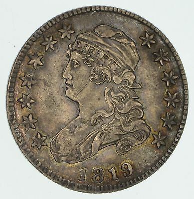 1819 Capped Bust Quarter - Near Uncirculated *4245