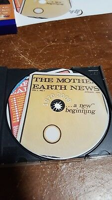 NEW! MOTHER EARTH NEWS The First 40 Years Archives  1970 - 2009 DVD