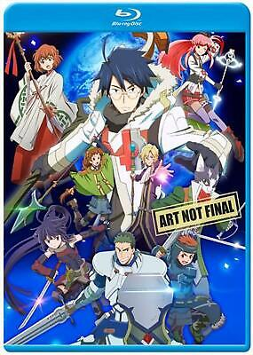 Log Horizon : Part | Series Collection - Blu Ray Region B Free Shipping!