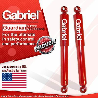 2 x Front Gabriel Guardian Shock Absorber For Cadillac Brougham Fleetwood RWD