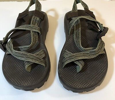Chaco Mens Sandals Size 10 Z/2 Classic Adjustable Hiking Water Sport Trail Toe