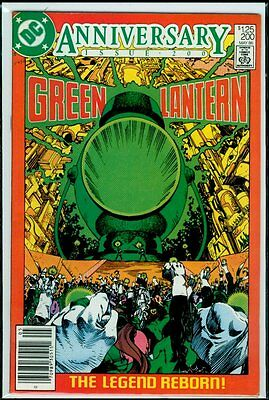 DC Comics GREEN LANTERN #200 The Legend Reborn VFN 8.0
