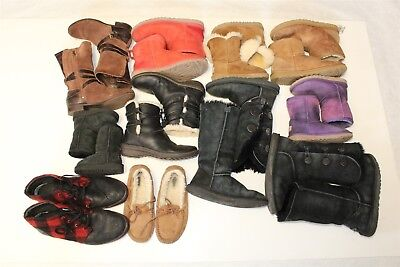 UGG Lot Wholesale Used Boots Rehab Resale Collection cHgG