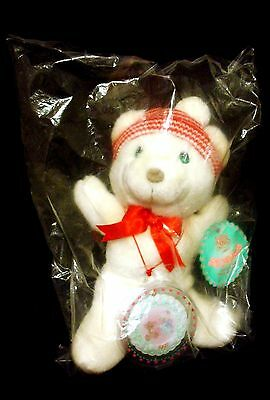 PRECIOUS MOMENTS SNOPAWS Plush Bear & CHRISTMAS ORNAMENT MIP 1997 Enesco +TAG