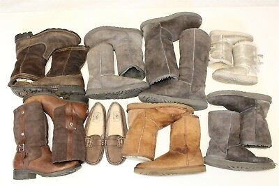 UGG Lot Wholesale Used Boots Rehab Resale Collection cYrD
