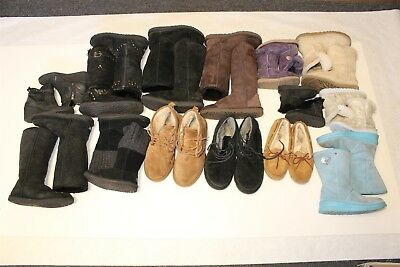 UGG Lot Wholesale Used Boots Rehab Resale Huge Collection aZbQ