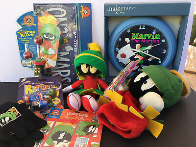 Looney Tunes Marvin the Martian Lot #4