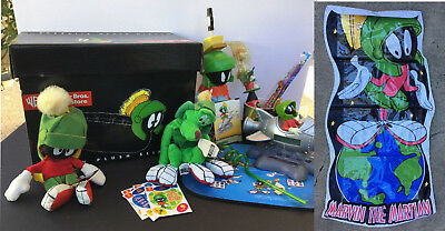 Looney Tunes Marvin the Martian Lot #1