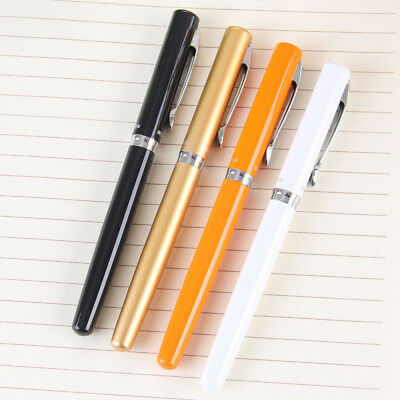 4 Colors Hero 1309 Writing Thin Metal China Fountain Pen Extra Fine Nib 0.38mm