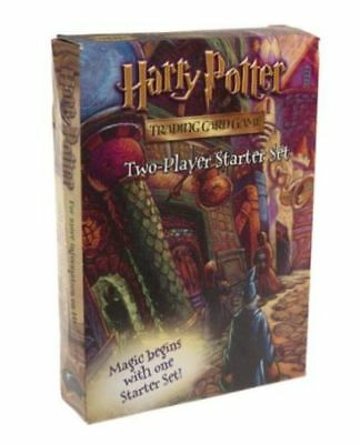 Harry Potter Trading Card Game Two Player Starter Set by Warner Brothers