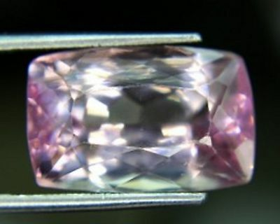 4.49 Cts Dazzling High Quality Aaa Pink Color Natural Kunzite Gemstones