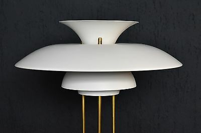 Louis Poulsen PH 5 Tischleuchte Poul Henningsen table lamp brass Denmark