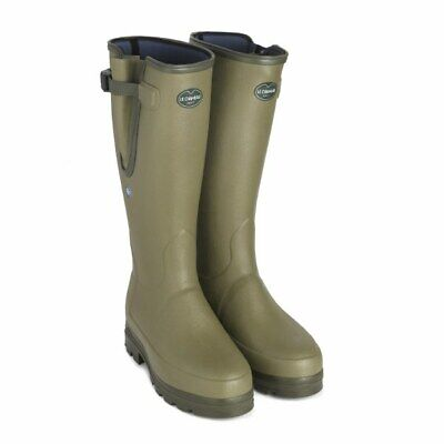 Le Chameau Vierzonord Plus 5mm Neoprene Wellingtons