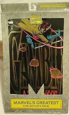 RARE Marvel's Greatest Collector's Pack: GAMBIT #1-4 Limited Series NEW MOVIE!