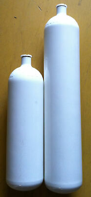Tauchflasche 3 Liter 230 bar 100mm M25x2 Breathing Apparatus ohne Ventil