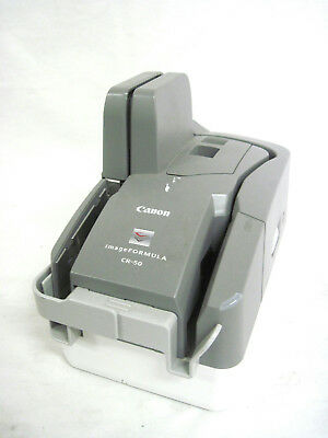 Canon imageFORMULA CR-50 USB Sheetfed Check Transport Scanner M111101