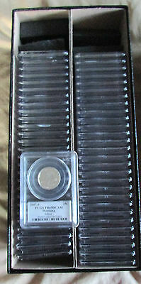 1999-2009  PCGS  PR69  DCAM  Silver State Quarters w Flags mint collection