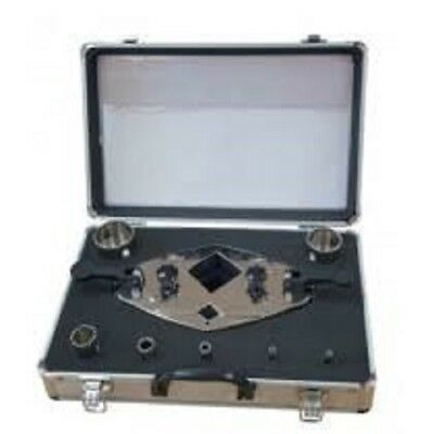 Plumbers Diamond Tipped Hole saw Kit FM Products