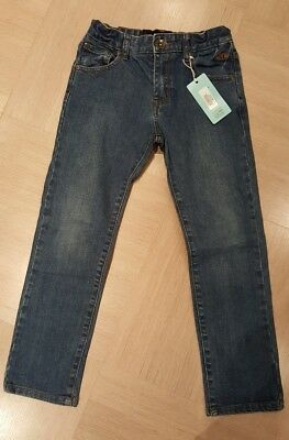 Boys Animal Jeans age 9-10 years BNWT