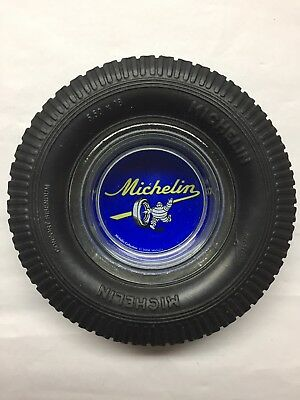 Michelin Collection Tire Ashtray from 2006 Coker Tire Promotion new in the box