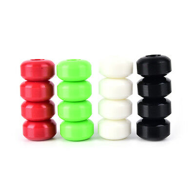 4X/set classic pro skateboard skate scooter wheels 52x 32mm resilient JR
