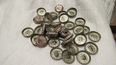 44 1964 coca cola bottle caps NFL All Stars All Different