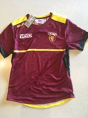 Brisbane Lions Training Tee 2016