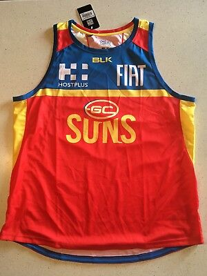 Gold Coast Suns Training Singlet