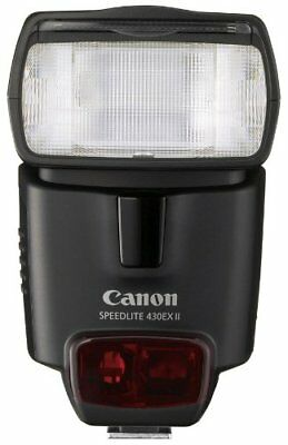 Canon Speedlite 430EX II Shoe Mount Flash with Snoot