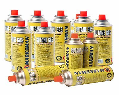 NEW BUTANE GAS CANISTER BOTTLES FOR PORTABLE HEATER STOVES cookers