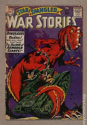 Star Spangled War Stories (DC) #3 to 204 #90 1960 PR 0.5