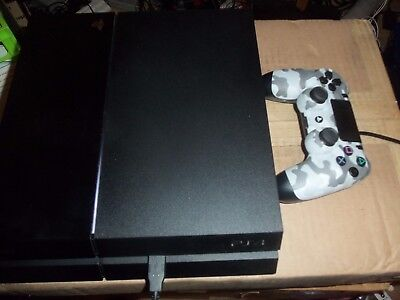 Sony PlayStation 4 (PS4) - 500 GB Jet Black Console Bundle 9 Games
