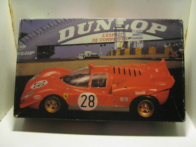 1/24 1970 Ferrari 512 S unmade kit by Protar