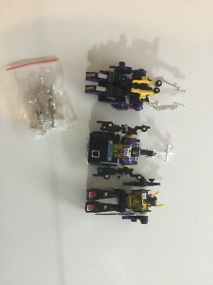 Transformers G1 Insecticon lot