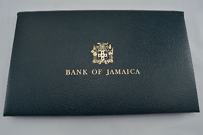 Series 1977 Special Edition Bank of Jamaica Four Banknotes Set *X36