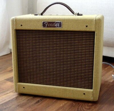Amp Frontbespannstoff Grill Cloth OXBLOOD with Stripes (Fender Tweed Amp)