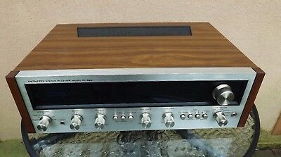 Pioneer Sx-626 Vintage Stereo Receiver Mint