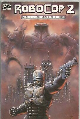 Robocop 2 - The Official Adaption Of The Hit Film / Marvel / Usa Englisch