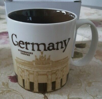 Starbucks City Mug/Tasse Germany NEU