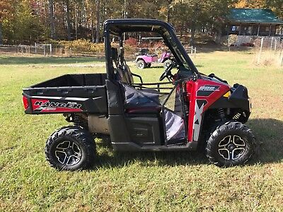 2015 Polaris Ranger 900 XP EPS